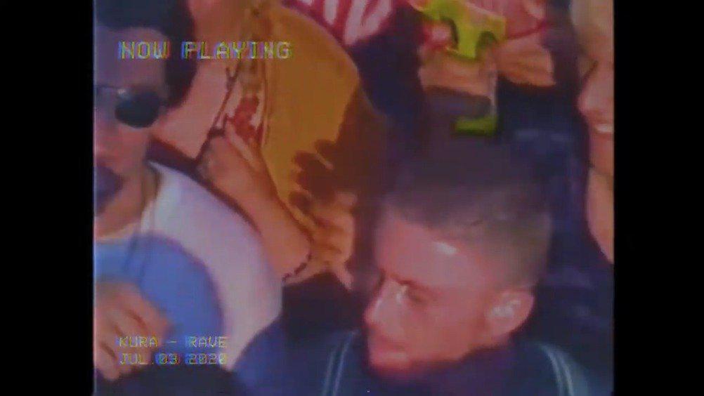 葡萄牙DJ KURA在@ProtocolRecordings 旗下发行了新单Rave官方MV