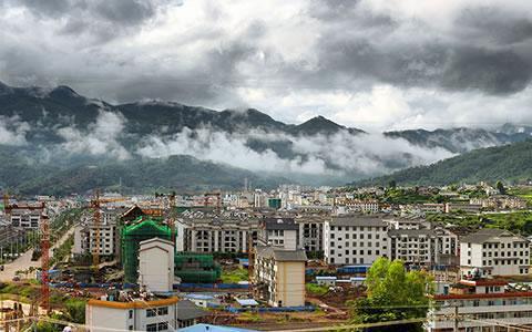 镇沅县和平镇持续发力美丽乡村建设 宜居小镇初显成效