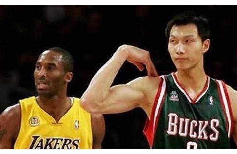 易建联凭啥是中国第一天赋?科比面前秀过肌肉,硬抗霍华德不吃亏