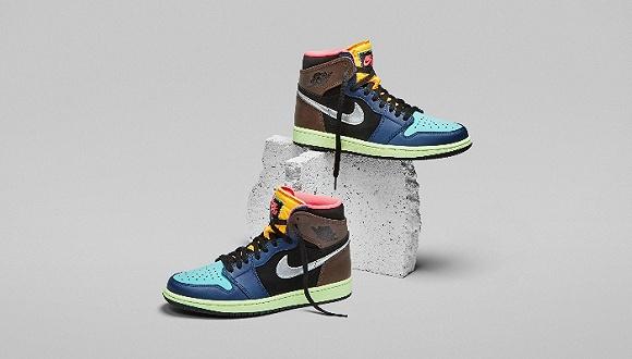 一周运动新品   Jordan秋季复刻预告,张艺兴同款格纹帆布鞋发售