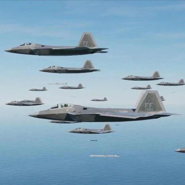 战争模拟 | 某大国内战继续:海军派出三支航母战斗群,空军这次大难临头!