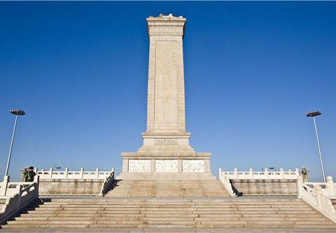 人民英雄纪念碑打造全程:耗费132两黄金,碑心石7000人雕了7个月