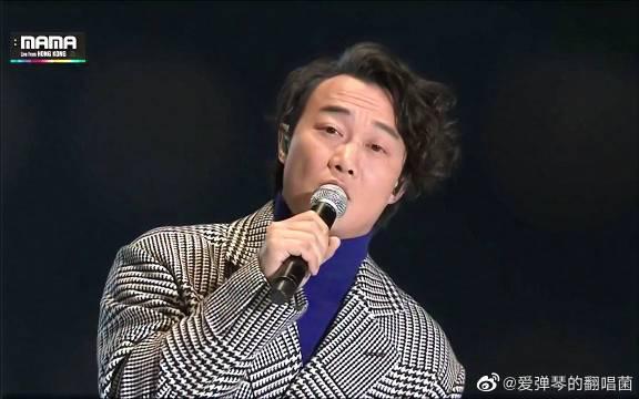 陈奕迅 - 浮夸 - 2014MAMA亚洲音乐盛典现场