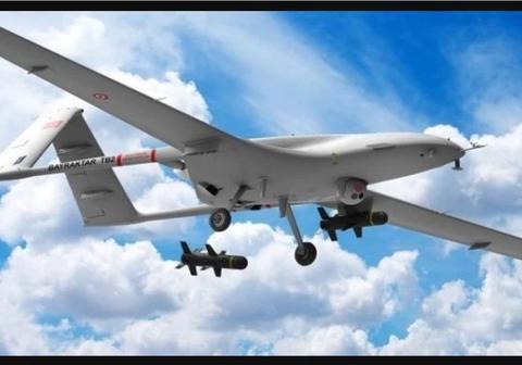 翼龙-2出手扬威北非,无情追杀土耳其无人机,定点清除14架