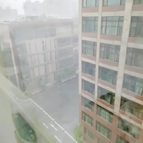 北京的大雨!比依萍找她爸要钱那天还要大!