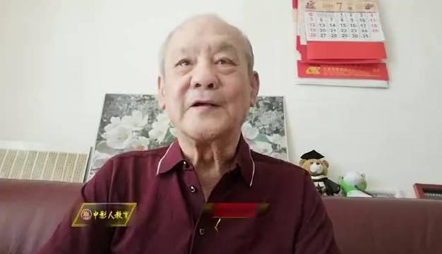 北京电影学院原表演系主任教授 中影人教育表演学院名誉院长 钱学