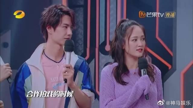 陈乔恩曝光和王一博拍吻戏的那些事!