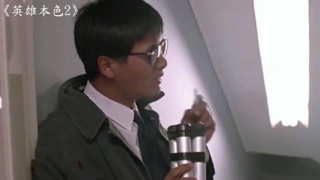 秀狠,双枪角色霸气无敌,还记得发哥的这些经典镜头吗?