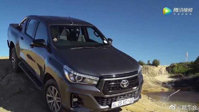 全新一代 丰田Hilux,达喀尔赛道都难不住它!