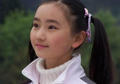 唯一一个考上清华大学的童星,长大后不再拍戏,成绩跟颜值一样高