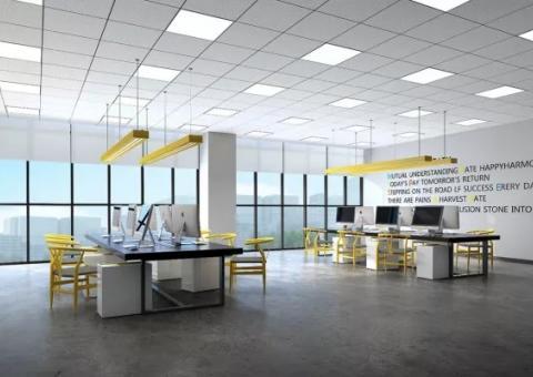 南山区孵化器基地:大众创业服务中心