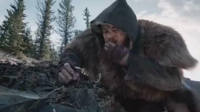 荒野猎人为什么会有这么多人喜欢小李子……