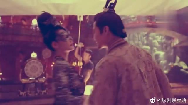 花絮~ 李沁在片场不停地练舞,沁沁的舞姿绝美!