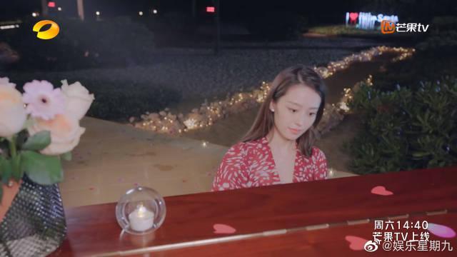 视听盛宴!吉娜弹钢琴一频一动宛如画
