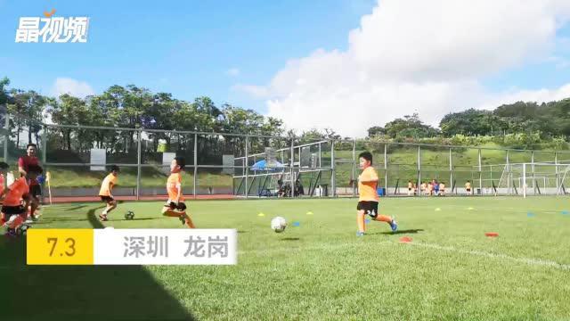 深圳体育人 | 踢而优则教,古剑斌和他的娃娃兵