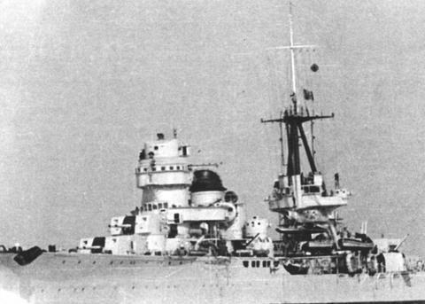 地位最高的军舰:所有军舰见了都要鸣笛致敬,辽宁舰也不例外