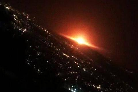 午夜,德黑兰传来巨大爆炸!美赶紧撇清关系