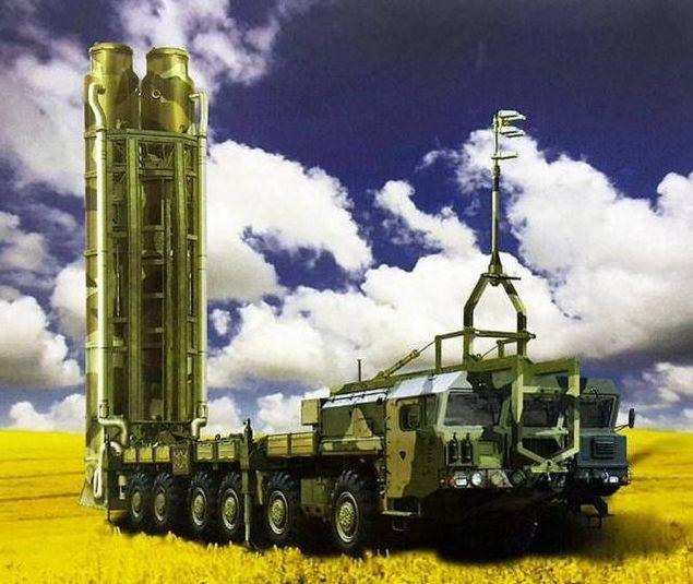 俄罗斯明年将部署S-500防空导弹系统,具备摧毁超音速武器能力