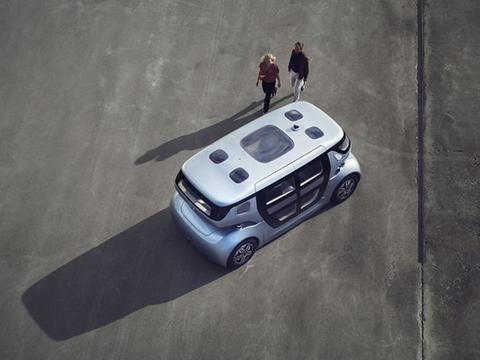 NEVS Sango自动驾驶汽车官图发布!拥有无人驾驶系统