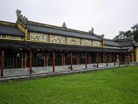 """越南""""山寨""""版的故宫,到处是汉字牌匾,居然还成了世界遗产"""