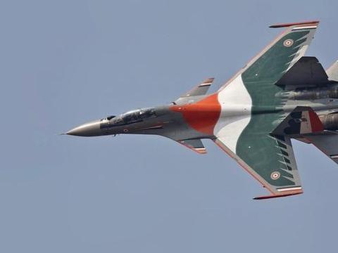 印度空军作战实力全球第四?本国媒体选出5款装备,整体优势明显