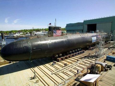 美军核潜艇用不合格材料造,为何数十年后才被发现?回想让人后怕