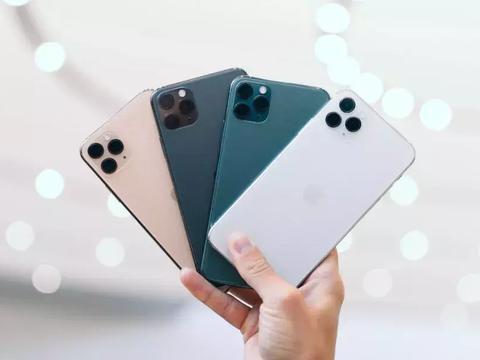 iPhone 11Pro价格大跌,成最香苹果手机!果粉:期待iPhone 12