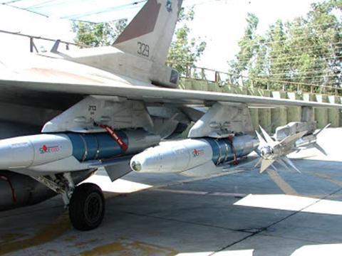拉达克紧张之际,以色列向印度交付新型钻地炸弹,法国送巡航导弹