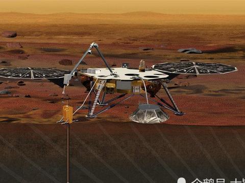 """火星上发现""""神秘""""建筑物,它究竟是什么?和外星文明有关系吗?"""