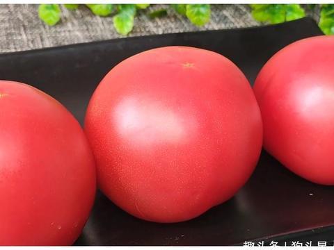 西红柿去皮小技巧,不用开水烫,3个小方法学到就是赚到
