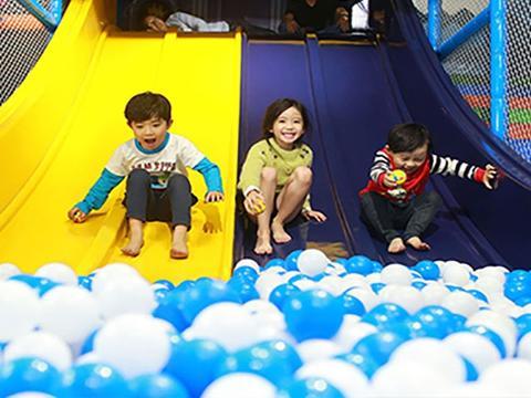 200平方米儿童乐园需要投资多少钱?