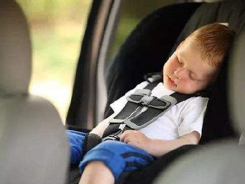 暑期来临,多起儿童被锁车内,儿童安全要点早知道