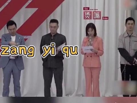 杜华烫嘴普通话成笑料,王鹤棣蔡徐坤林更新也因口音被质疑
