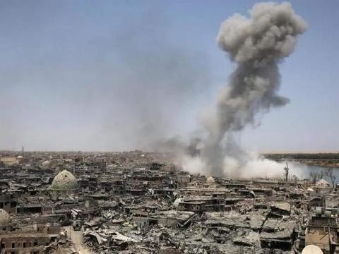 美大使馆深夜遇袭,火箭弹砸向巴格达机场,美制防空系统交了白卷
