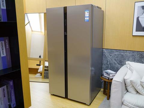 美的629升冰箱评测:空间超大,保鲜和省电效果却异常出色