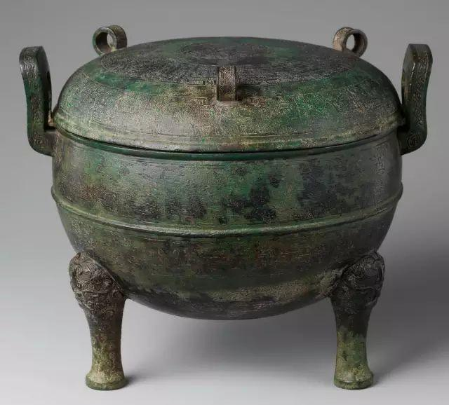 那些流失海外的青铜器,其中不少是珍宝级的重器