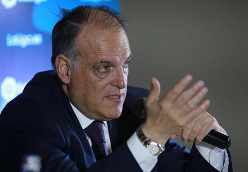西甲联盟主席:弗洛伦蒂诺给西足协主席电话施压,影响VAR的判罚