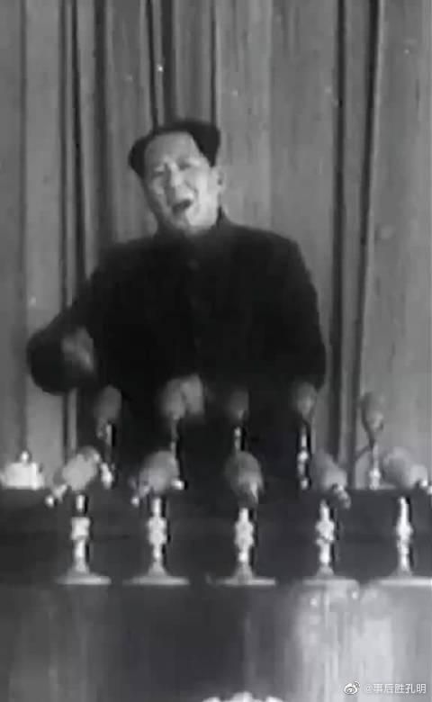 珍贵资料!毛主席当年对抗美援朝中国志愿军的讲话!他们要打多久就打多久……