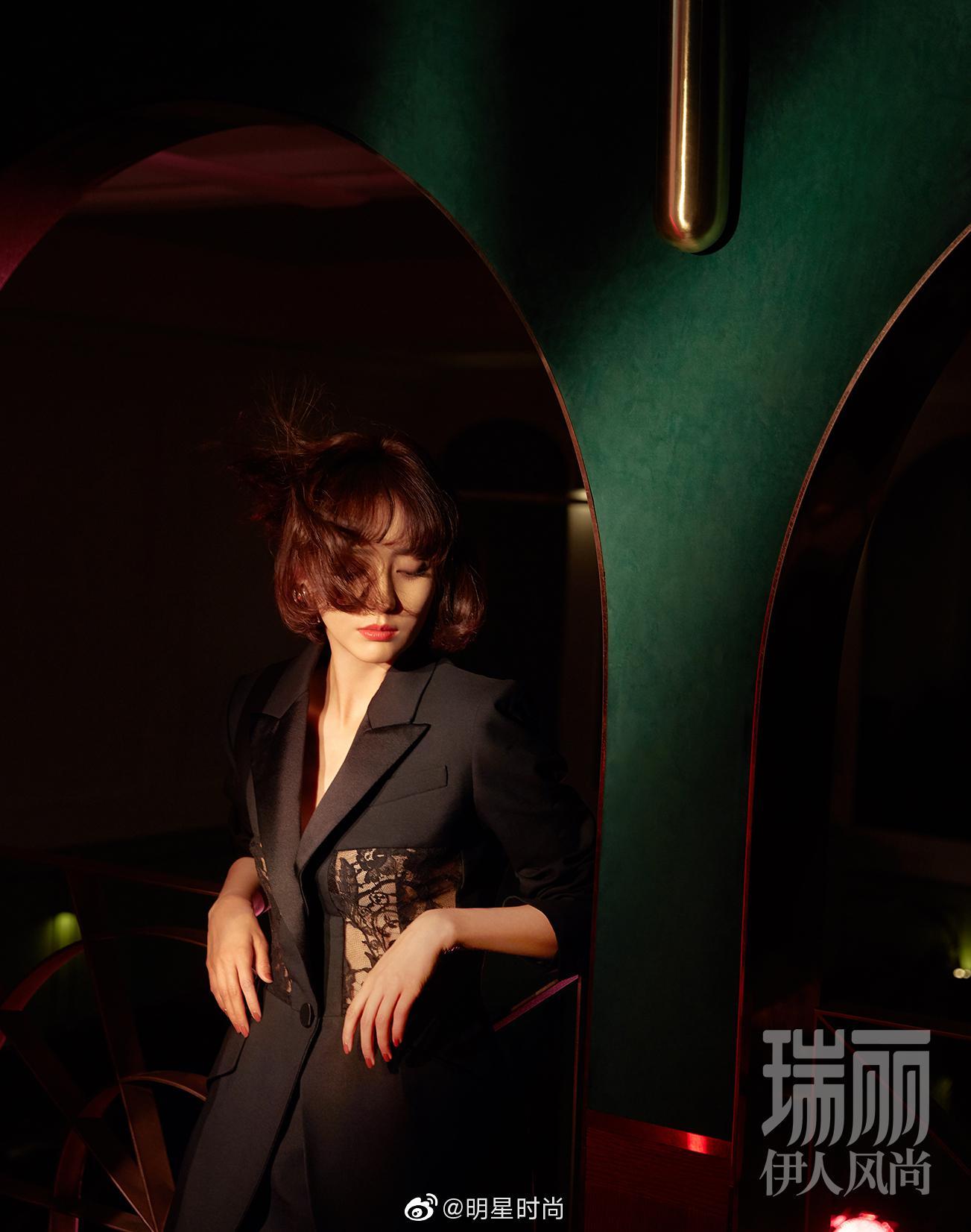 佟丽娅 X《瑞丽伊人风尚》7月刊