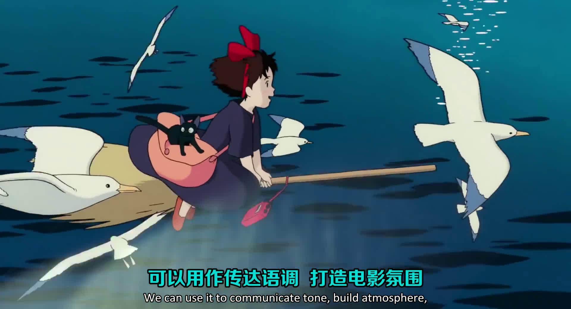 宫崎骏--如何给动漫注入灵魂