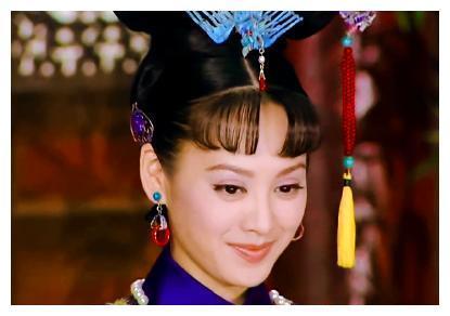 女星古装扮相TOP9:黎姿是灿若玫瑰的赵敏,她演遍了四大名著
