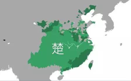 楚国是首先想取周天子而代之的诸侯国,为何没有实现?