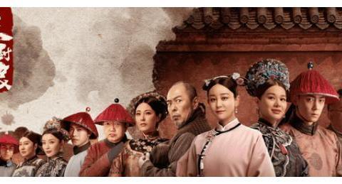 公演淘汰,海陆清宫剧就来袭,演员阵容也太强了吧?刚被《浪姐》