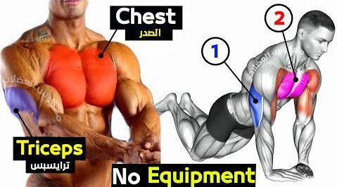 胸肌+三头肌训练