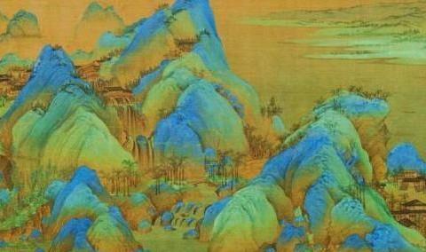 天妒英才王希孟:十八作名画《千里江山图》,弱冠之年辞人世