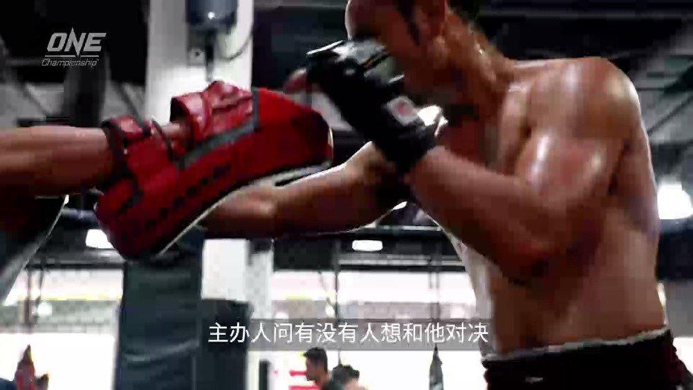 提问冠军:是什么让你开始练泰拳?因为贫穷,因为被欺负……