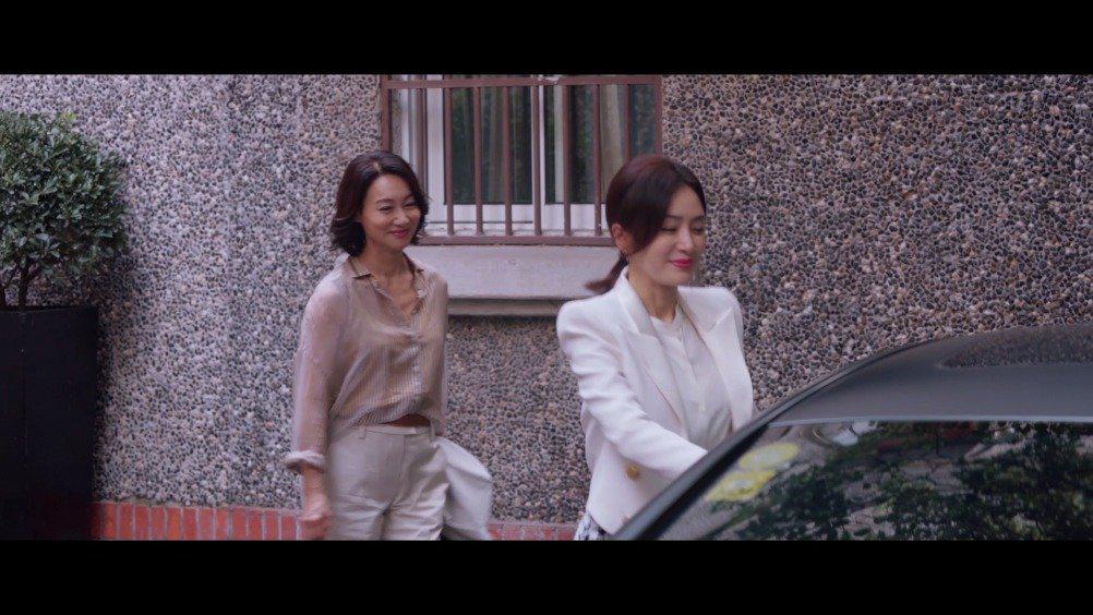 阮茘华@惠英紅kara 看过剧本后,终于决定出演《玲珑》女配角!
