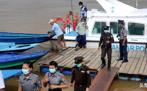缅甸第311例确诊者从老挝归来,密切接触15人已被隔离