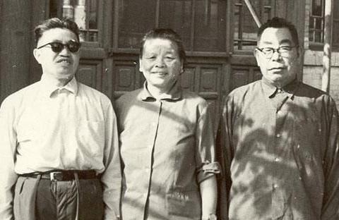 越南武元甲大将来华,称这位大军区司令员,是真正的军人