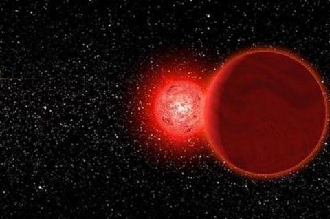 一颗红矮星正逼近太阳系,留给人类的时间,最多还有150万年
